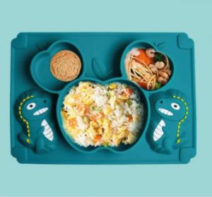 Loja Chiquititos Kit Introdução Alimentar Temática de Dinossauro
