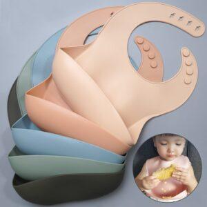 Loja Chiquititos Babador de Silicone para Bebê