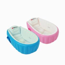 Banheira Inflável para Bebê Mini Piscina Infantil