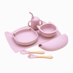 Introdução Alimentar Kit Encantador (7 peças)