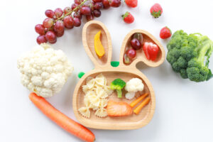 Guia da introdução alimentar para bebês a partir de 6 meses